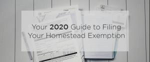 homestead exemptions