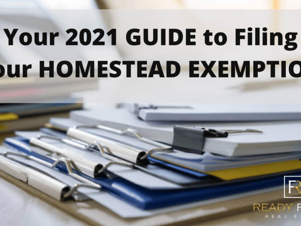 Raoul Rowe Homestead Exemption
